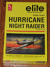 Hobby Craft Elite 1/48 Hurricane Night Raider, Mk.IIBCD RAF & Heritage RCAF NIB