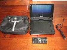 "Sony DVP-FX811 Portable DVD Player (8"") W/ CASE"