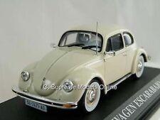 VOLKSWAGEN BEETLE CAR 1/43RD SIZE MODEL GERMAN VW ESCARABAJO 1985 I762 -+-