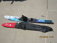 """HO LVT Extreme Slalom Waterski with Medium front boot & Small rear boot 66"""" long"""