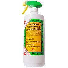 Insecticide 2000 Milben Läuse Flöhe Insektenspray Ungeziefer Insektenschutz 1000