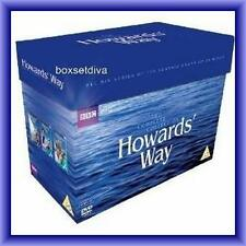 HOWARDS WAY -  COMPLETE COLLECTION SERIES 1- 6 **BRAND NEW DVD BOXSET