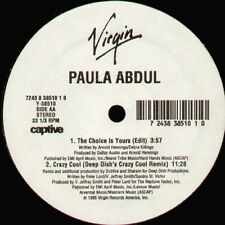 PAULA ABDUL - Crazy Cool (Bad Boy Bill, Deep Dish Rmxs)