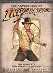The Adventures of Indiana Jones - 1st 3 Movies (4-DVD, 2003, Full Frame)