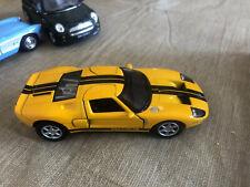 Kinsmart 1:36 Scale 2006 Ford GT Metal Diecast
