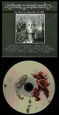 SENTENCED Frozen Promo CD