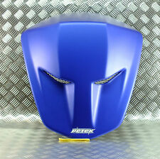 Yamaha M-slaz , Xebre , TFX  Rear Pillion Seat cowl fairing Cover blue  color