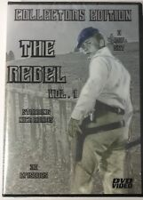 The Rebel Vol. 1 Collectors Edition DVD Set Nick Adams