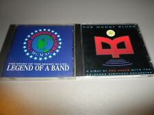 The Moody Blues 2 CD Lot - The Story of the Legend of a Band a Night at Red Rock