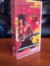 VHS Films Sylvester Stallone