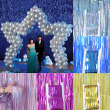 Glitter String Curtain Panels Room Divide Curtains Birthday Wedding Decoration