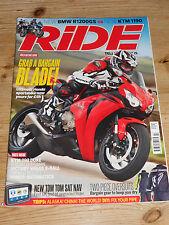Revista DE BICICLETA CLÁSICA PASEO, Julio 13, Honda, VFR1200FD, NC700S, KTM Duke, Yamaha XT1200Z