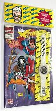 NEW MUTANTS #98-99-100 ITALIAN EDITION 1994 1st APP DEADPOOL SEALED w WATCH v1