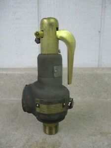 CONSOLIDATED SAFETY RELIEF VALVE #6211248G NEW