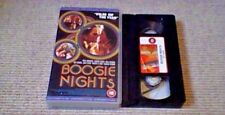 Boogie Nights UK PAL VHS VIDEO 1998 Burt Reynolds Heather Graham Mark Wahlberg