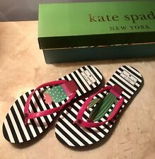 7288fbc0c218dd Authentic Kate Spade Flip Flops Sandals Cactus Size: 7M, 8M NEW