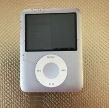Apple iPod nano 3rd Generation Silver (4GB)