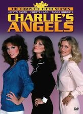 CHARLIE'S ANGELS: THE COMPLETE FIFTH SEASON 5 -    Region Free DVD - Sealed