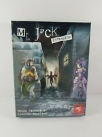 New Mr. Jack Extension Board Game (2007 Version) Hurrican 5 New Characters