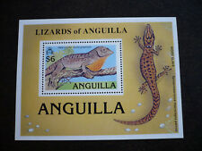 Stamps - Anguilla - Scott# 776 - Souvenir Sheet