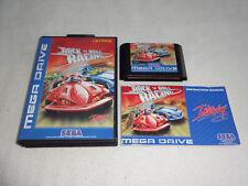 Rock 'n' Roll Racing Mega Drive Jeu Complet Avec neuf dans sa boîte et mode d'emploi