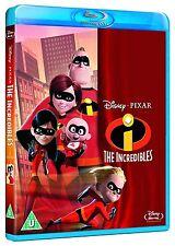 The Incredibles [Blu-ray Movie, CGI Animation, Region Free, Disney Pixar] NEW