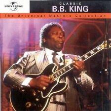 "B.B. KING ""UNIVERSAL MASTERS COLLECTION"" CD NEU"