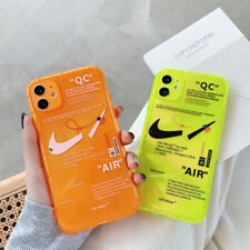 Fluorescence 11Pro Summer NIKE&AIR Jordan Soft Cover For iPhone 7 8Plus XR XsMax