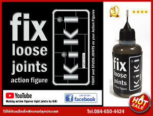 fix loose joints action figures by KiKi official