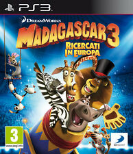 Madagascar 3 PS3 Playstation 3 IT IMPORT D3 PUBLISHER