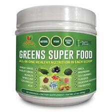 Activa Naturals Greens Superfood Powder Natural Vegan Gluten Free 17oz