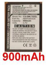 Batterie 900mAh type AB553443DE AB553443DU Pour Samsung SGH-L760, SGH-L768