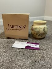 Jardinia Morning Chorus Birds Flowers Cachepot Box Martin Perry Harmony Kingdom