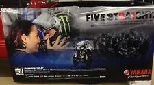 YAMAHA ADVERTISING BANNER 2014 FIVE STRAIGHT YZF R1 JOSH HAYES