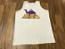 Large - Vtg 1995 Joe Camel Cigarettes 90s Single Stitch Cotton Tank T-Shirt Usa