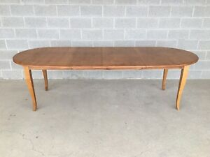 """ETHAN ALLEN COUNTRY COLORS 102"""" DINING EXTENSION TABLE (14-6403) (214)"""