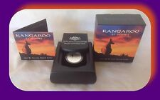 2012 Kangaroo at Sunset  $1 Fine Silver Proof Coin