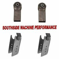 "9"" Ford GM A/G-Body Bracket Kit Mustang Chevelle Fox Dana Cutlass Malibu Monte"