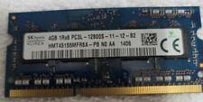Sk Hynix 4Gb 1Rx8 Pc3L-12800S-11-12-B2 Laptop Ram Samsung/ Hp/ Dell/ Tested.