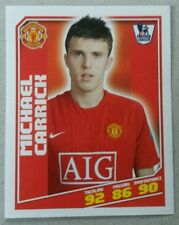 Topps Total Football 2009 #282 Michael Carrick - Manchester United FC