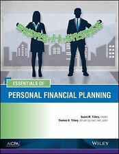 Aicpa: Essentials of Personal Financial Planning by Thomas M. Tillery, AICPA...