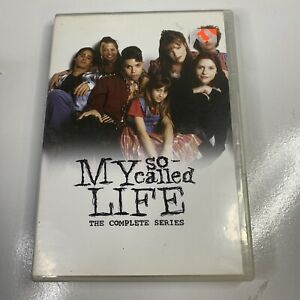 My So Called Life The Complete Series (DVD 1995 PAL Region 4) Claire Danes