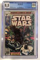 Star Wars #3 CGC 8.5 - 1977 - Marvel Comics