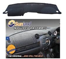 Dashmat Moulded Black for Toyota Landcruiser 200 Series 11/07-10/15 Dash Mat