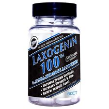Hi-Tech LAXOGENIN 100 for Protein Synthesis, Muscle Size & Strength - 60 tablets