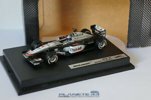 HOT WHEELS F1 MCLAREN MP4-16 COULTHARD 1/43