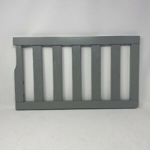 Dream On Me Universal Toddler Rail in Cool Gray