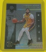 2019-20 Panini Illusions Anthony Davis HOLO FOIL Los Angeles Lakers #54 CHAMP 🔥