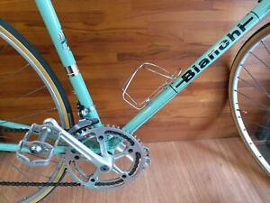 bikinGreen UL-163 Stainless Water cage Super Thin Design Vintage Retro Bike