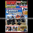 MOTO JOURNAL N°1869 YAMAHA YZF R1 SUZUKI GSXR 1000 RB 50 GAG APRILIA RSV4 2009